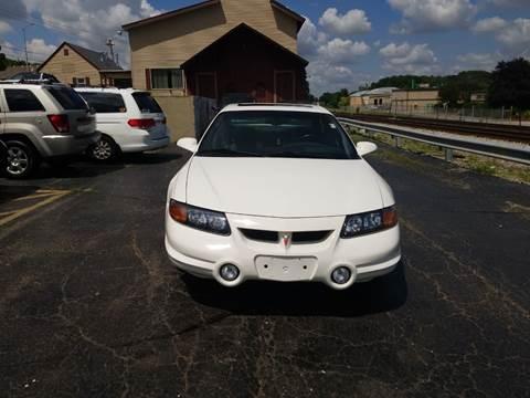 2001 Pontiac Bonneville for sale in New Lenox, IL