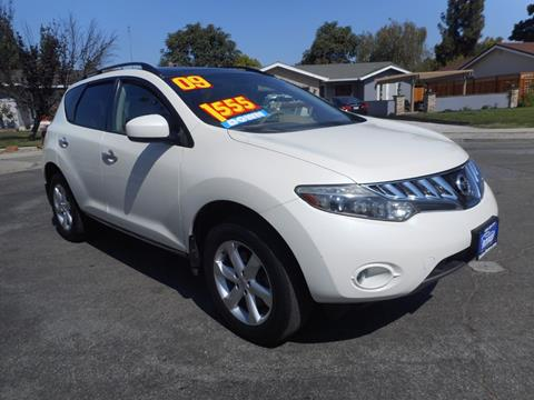 2009 Nissan Murano For Sale In San Jose, CA
