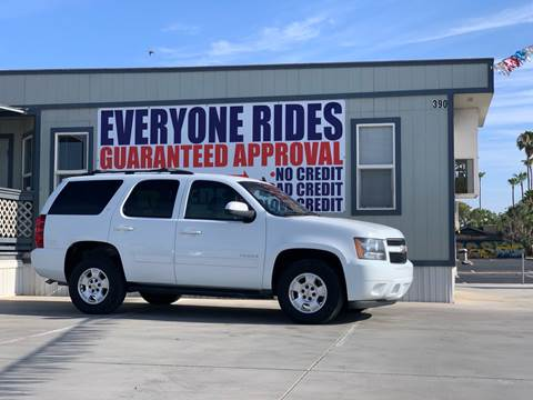 2010 Chevrolet Tahoe For Sale In Yuma Az