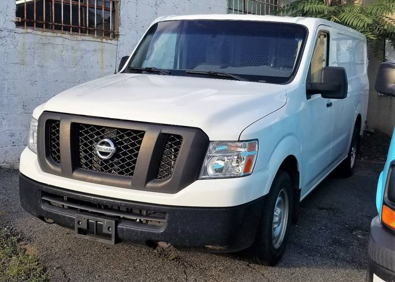 2013 Nissan NV Cargo For Sale At GSM Auto Sales In Linden NJ