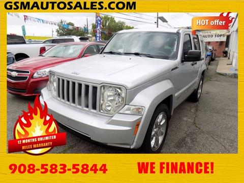 2012 Jeep Liberty for sale in Linden, NJ