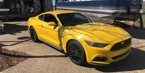 2015 Ford Mustang for sale in Victoria, MN