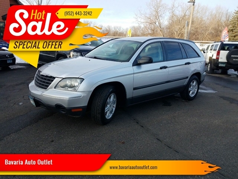 2005 Chrysler Pacifica for sale at Bavaria Auto Outlet in Victoria MN