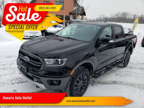 2019 Ford Ranger for sale at Bavaria Auto Outlet in Victoria MN