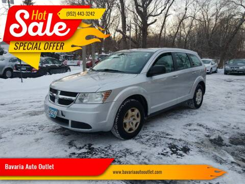 2009 Dodge Journey for sale at Bavaria Auto Outlet in Victoria MN