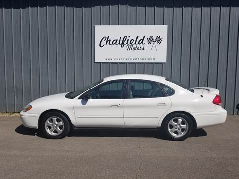 2007 Ford Taurus For Sale Carsforsale Com