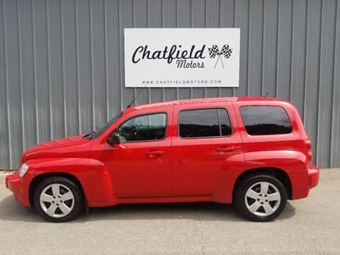 2011 Chevrolet HHR for sale in Chatfield, MN