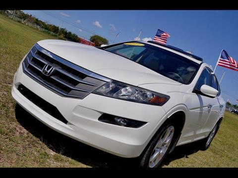 2011 Honda Accord Crosstour for sale in Homestead, FL