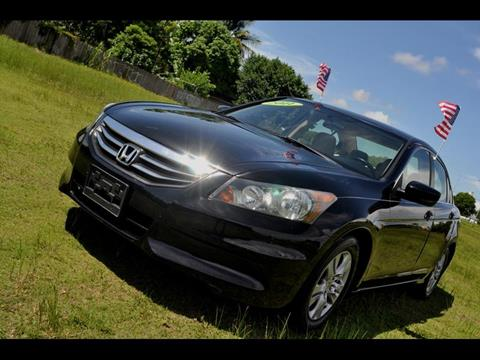 2011 Honda Accord for sale in Homestead, FL