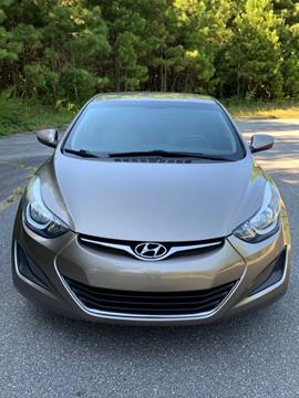 2015 Hyundai Elantra for sale in Alpharetta, GA