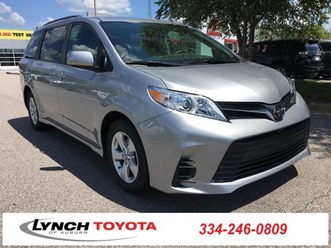 2018 Toyota Sienna For Sale In Auburn, AL