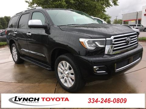 2018 Toyota Sequoia For Sale In Auburn, AL