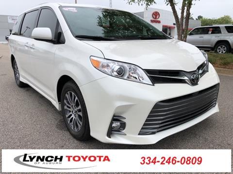 Lynch Toyota Auburn >> 2020 Toyota Sienna For Sale In Auburn Al