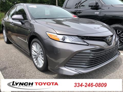2019 Toyota Camry for sale in Auburn, AL