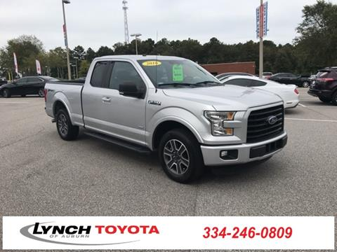 2016 Ford F-150 for sale in Auburn, AL