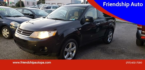 Mitsubishi Outlander For Sale in Highspire, PA - Friendship Auto