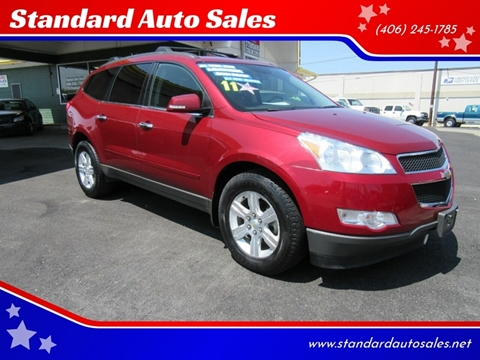 2011 Chevrolet Traverse for sale in Billings, MT