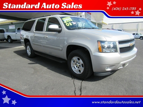 2008 Chevrolet Suburban for sale in Billings, MT