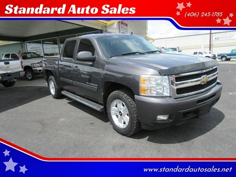 2011 Chevrolet Silverado 1500 for sale in Billings, MT