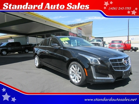 2014 Cadillac CTS for sale in Billings, MT