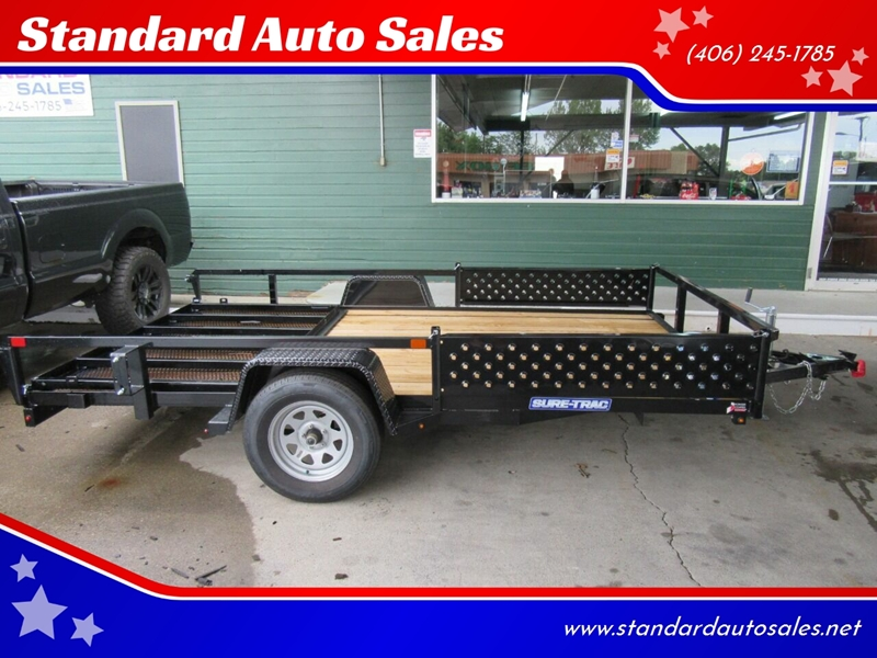 Trailers Vehicles For Sale MONTANA - Vehicles For Sale