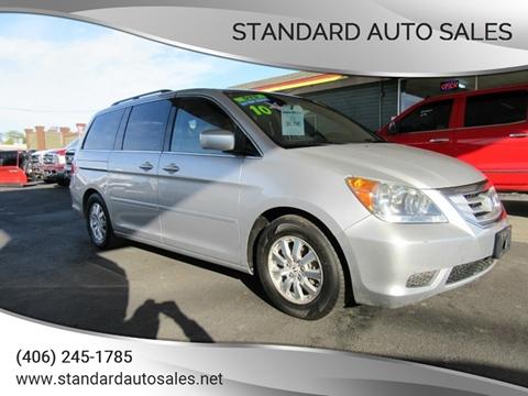2010 Honda Odyssey for sale in Billings, MT
