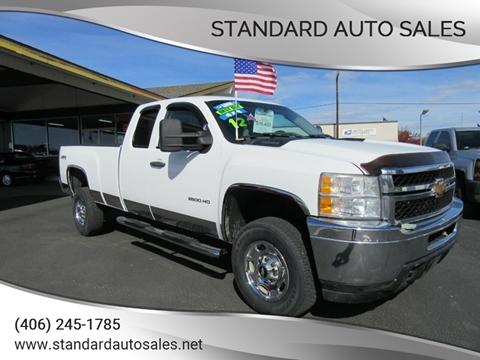 2012 Chevrolet Silverado 2500HD for sale in Billings, MT