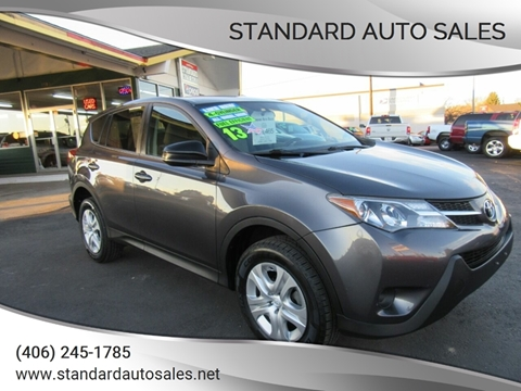 2013 Toyota RAV4 for sale in Billings, MT