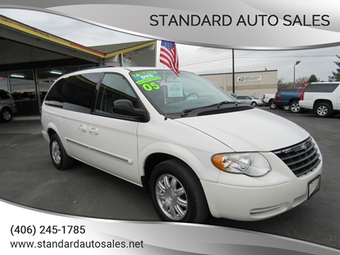 2005 Chrysler Town and Country for sale in Billings, MT