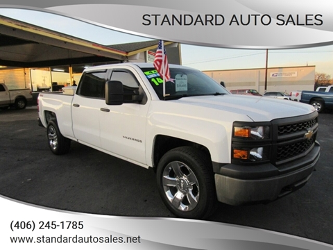 2014 Chevrolet Silverado 1500 for sale in Billings, MT