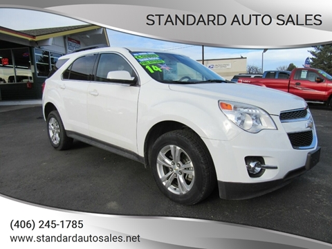2014 Chevrolet Equinox for sale in Billings, MT
