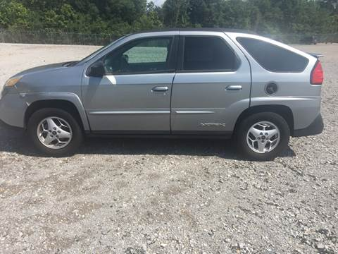 2004 Pontiac Aztek for sale in Tuscaloosa, AL
