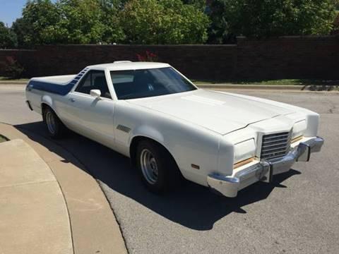 1978 Ford Ranchero for sale in Tulsa, OK