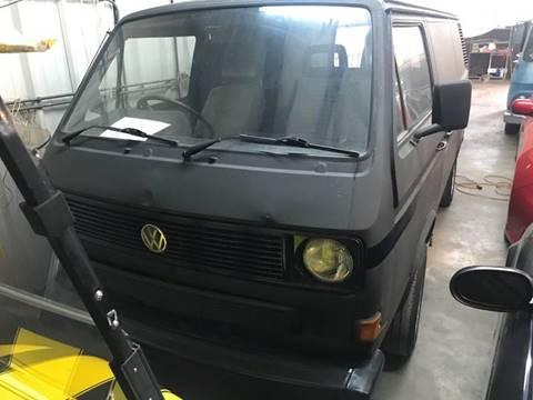 1987 Volkswagen Vanagon for sale in Tulsa, OK