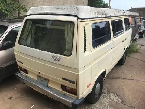 1982 Volkswagen Vanagon