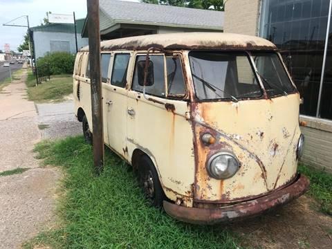 1963 Volkswagen Bus for sale in Tulsa, OK