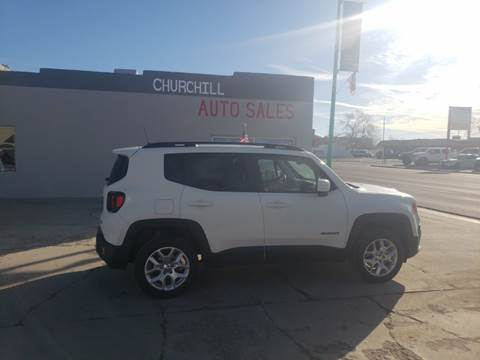 2018 Jeep Renegade for sale in Fallon, NV