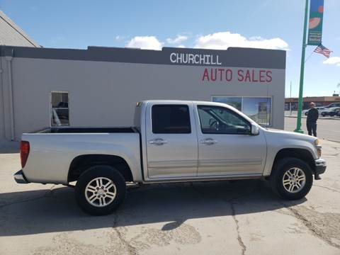2012 GMC Canyon for sale in Fallon, NV