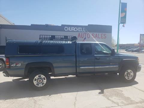 2007 GMC Sierra 2500HD Classic for sale in Fallon, NV