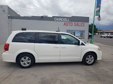 Dodge Grand Caravan For Sale in Fallon, NV - CHURCHILL AUTO SALES