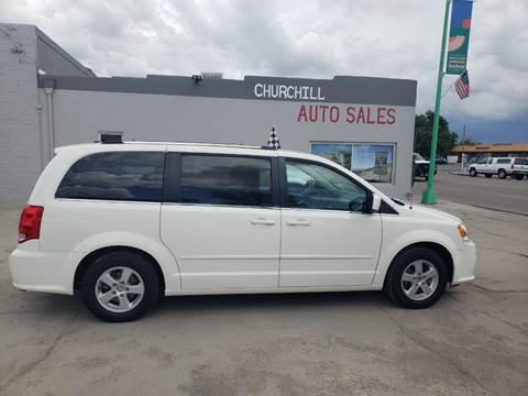 Dodge Grand Caravan For Sale in Fallon, NV - CHURCHILL AUTO SALES
