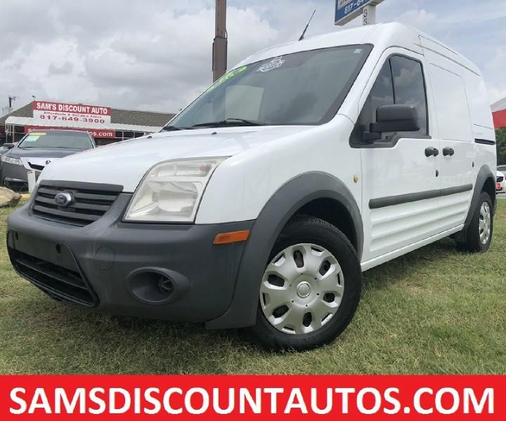 2013 Ford Transit Connect Cargo Van Xl In Arlington Tx Sams