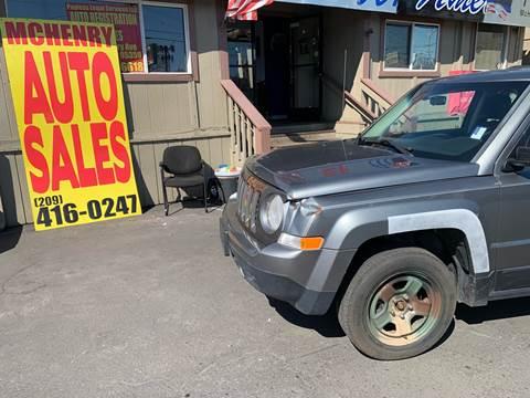 2014 Jeep Patriot for sale in Modesto, CA