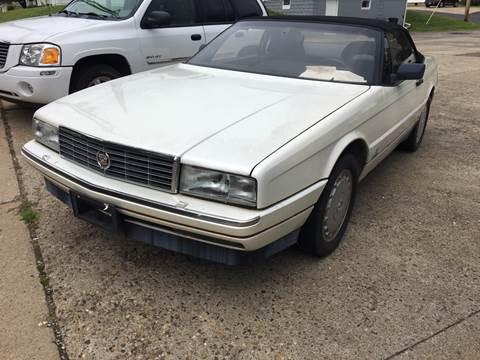 Cadillac Allante For Sale In Ohio Carsforsale Com