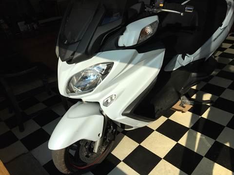2013 Suzuki Burgman for sale in Zanesville, OH