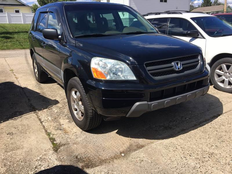 2005 Honda Pilot For Sale At Nutter Motorsales In Zanesville OH