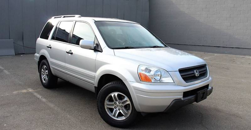 2005 Honda Pilot for sale at Planet Cars in Berkeley CA