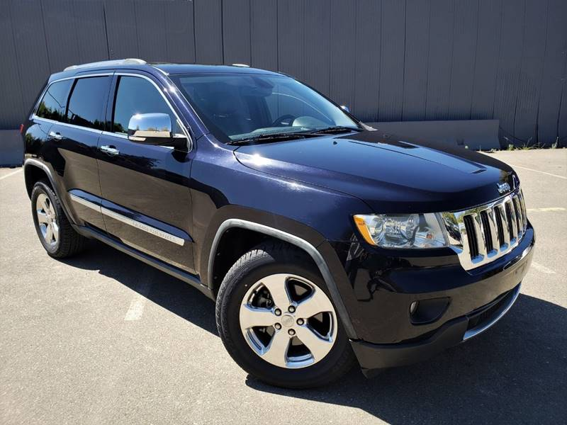 2011 Jeep Grand Cherokee for sale at Planet Cars in Berkeley CA