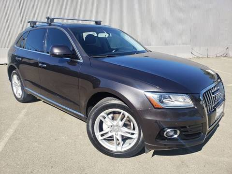 2016 Audi Q5 for sale at Planet Cars in Berkeley CA