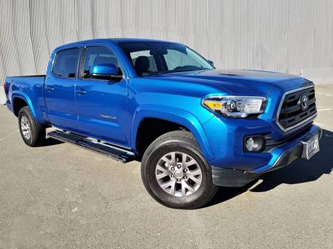 2017 Toyota Tacoma for sale at Planet Cars in Berkeley CA